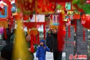 正月十五京城赏灯哪家强? 盘点史上最全元宵玩赏攻略