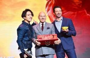 《金刚狼3》中国首映礼 粉丝泪告别狼叔休杰克曼