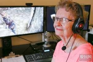 老奶奶当游戏主播 名声大噪一路收获超过23万粉丝