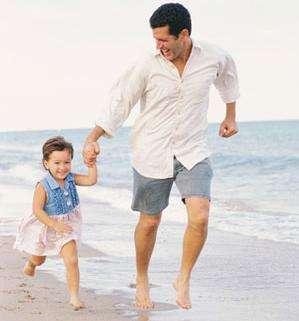 不要让儿童跟着大人练长跑