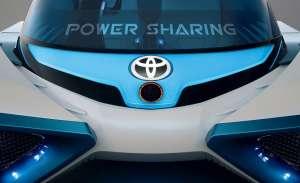 丰田燃料电池概念车展示氢燃料潜力